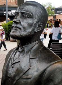 Statua di Hans Niels Andersen