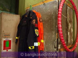Le divise dei vigili del fuoco