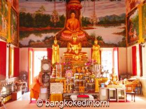 Interno del Wat Sri Boon Ruang