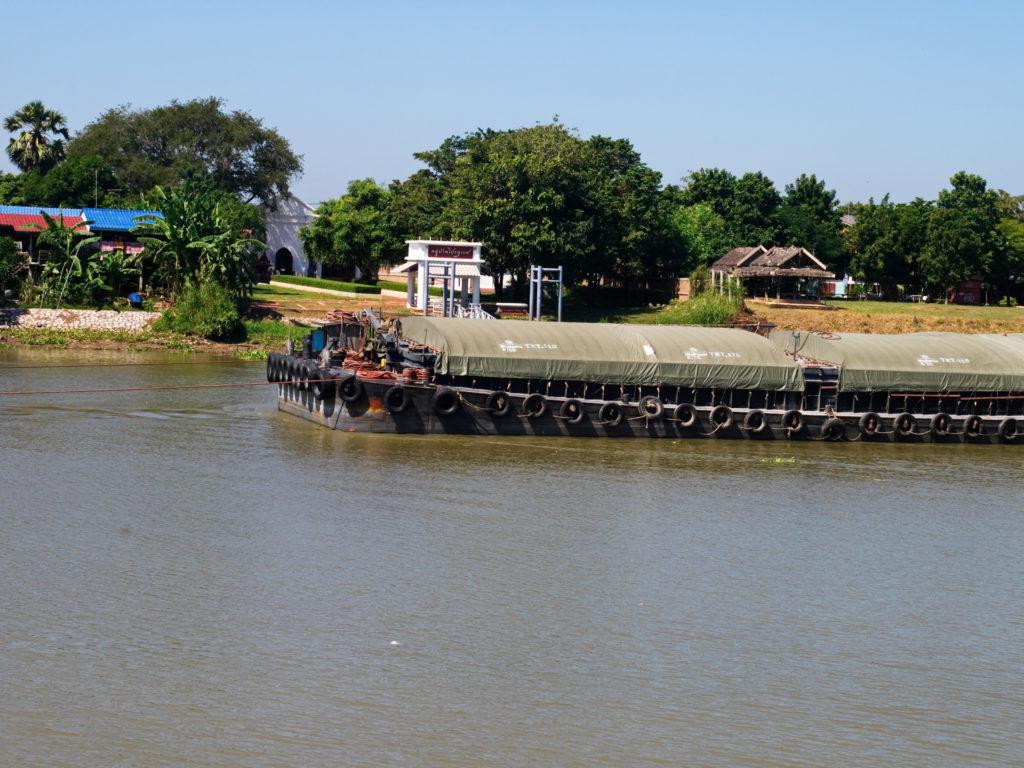 Veduta Chao Phraya